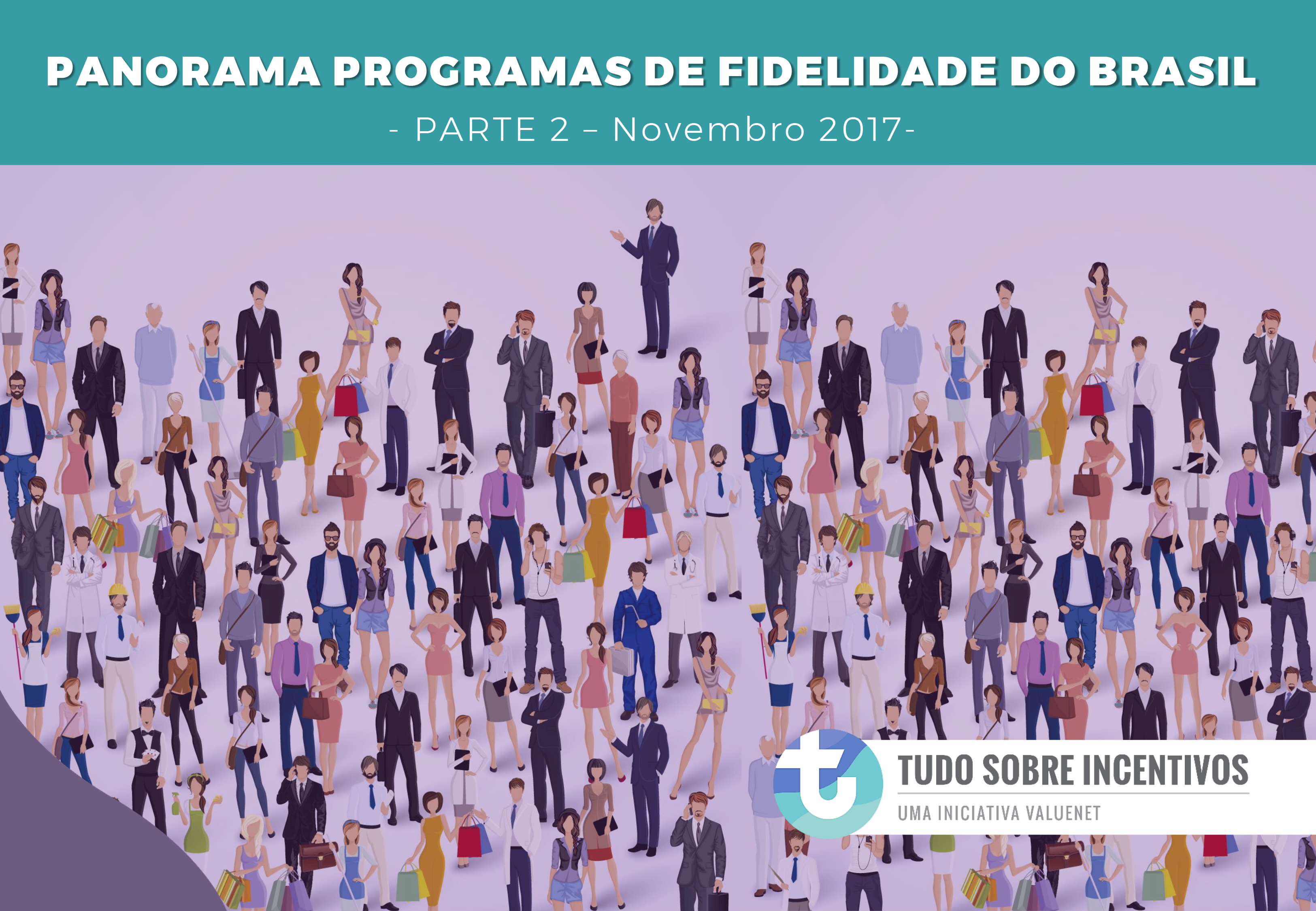 Panorama Programas de Fidelidade do Brasil Parte 2
