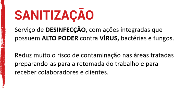 sanitizacao