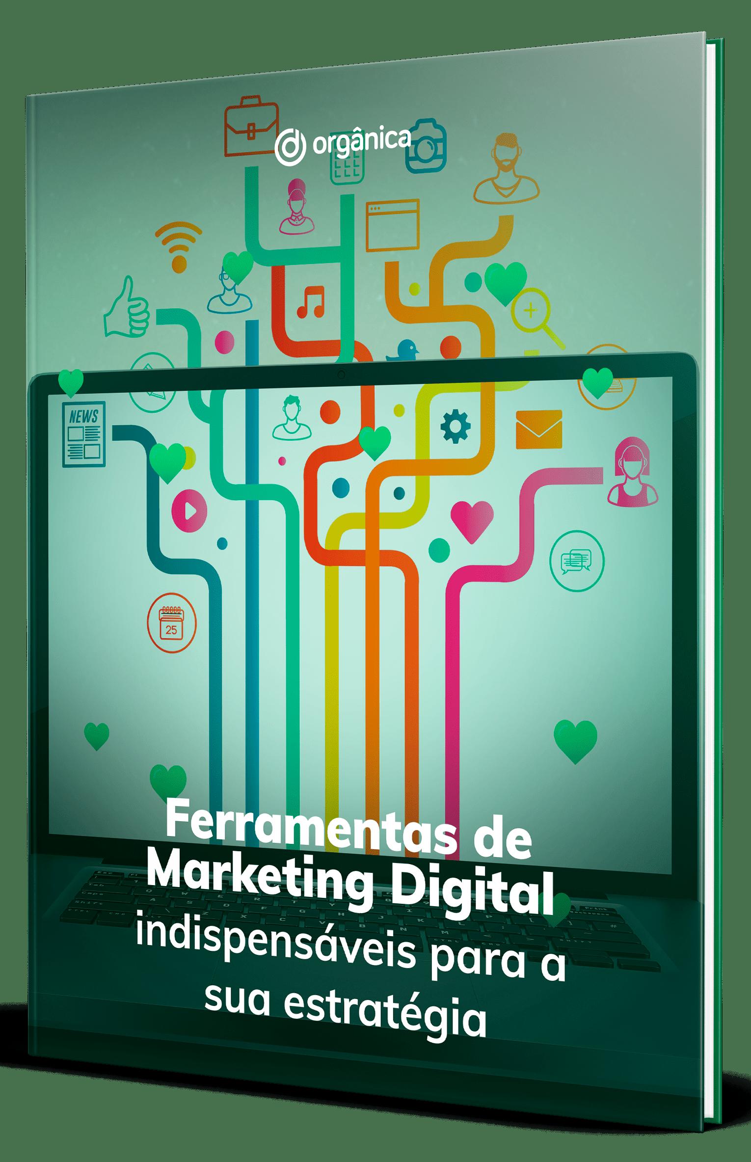 E-book Ferramentas de Marketing Digiital