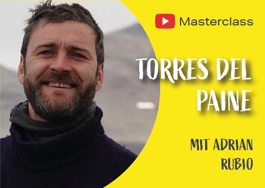 Live Torres del Paine