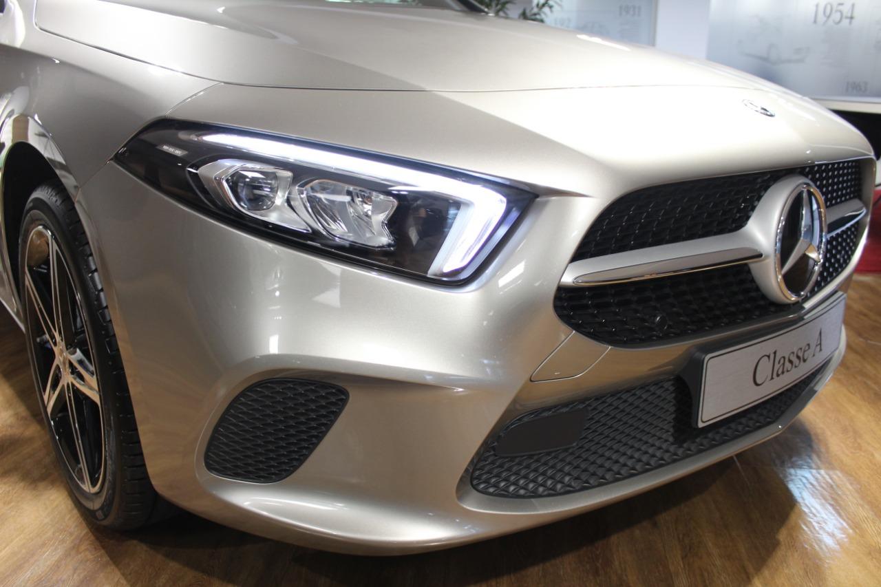 lançamento classe a sedan mercedes-benz
