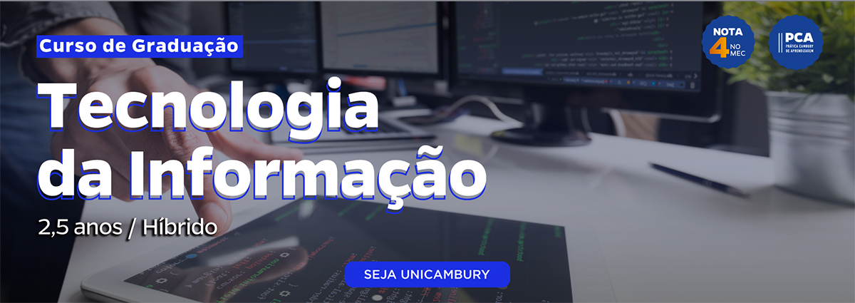 gestao_da_tecnologia_da_informação_UniCambury_faculdadecambury