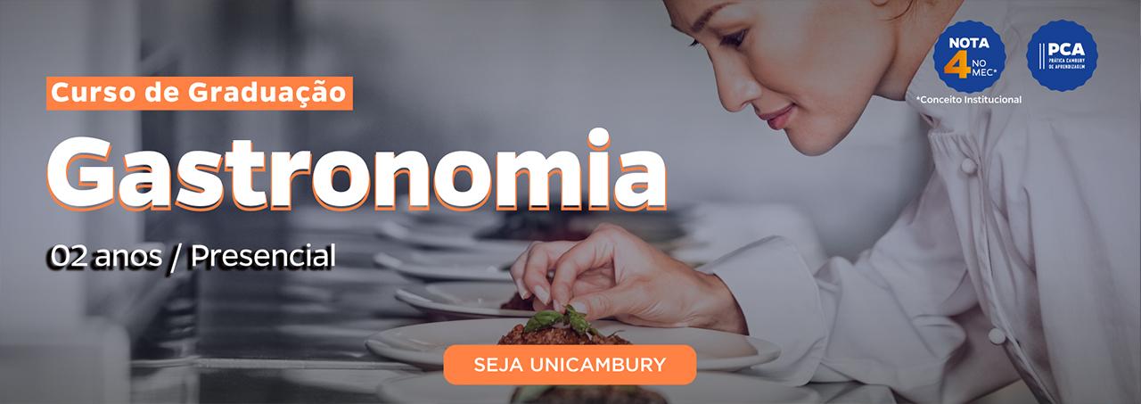 gastronomia_graduação_UniCambury_faculdadecambury