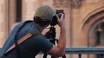 fotografia_profissão_Unicambury