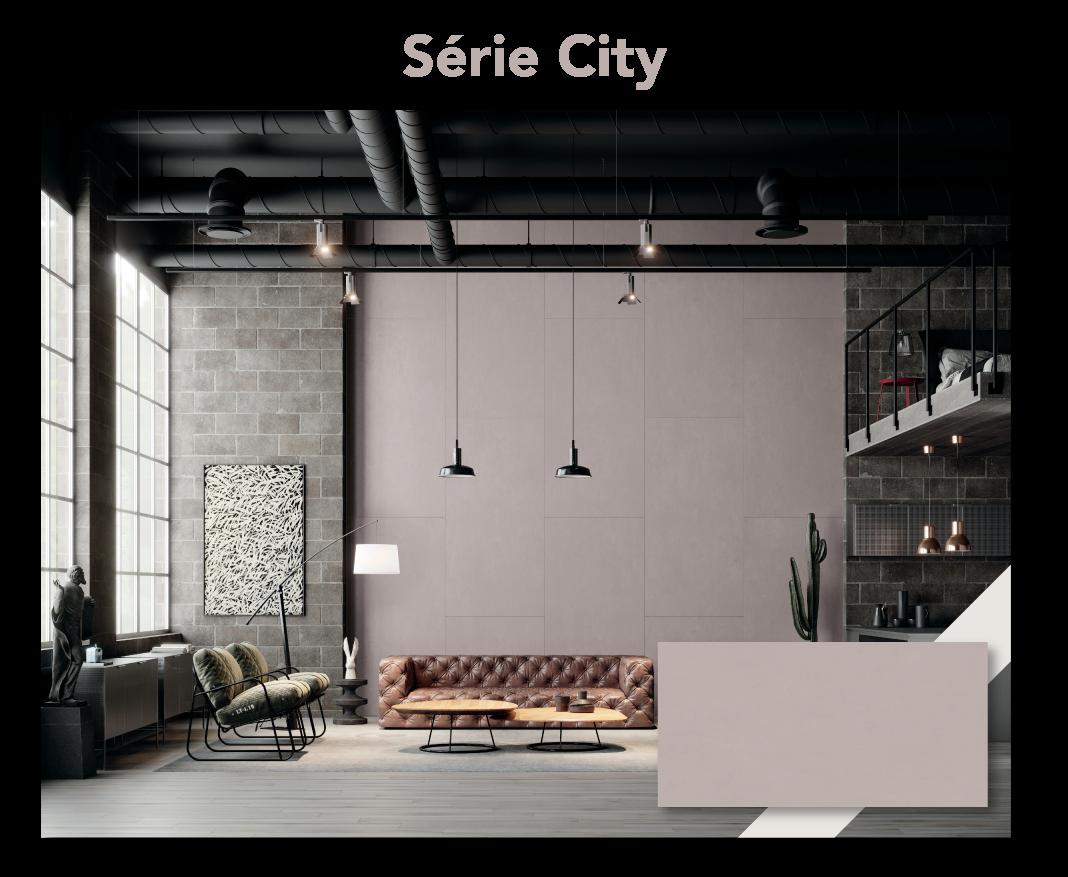 Série City