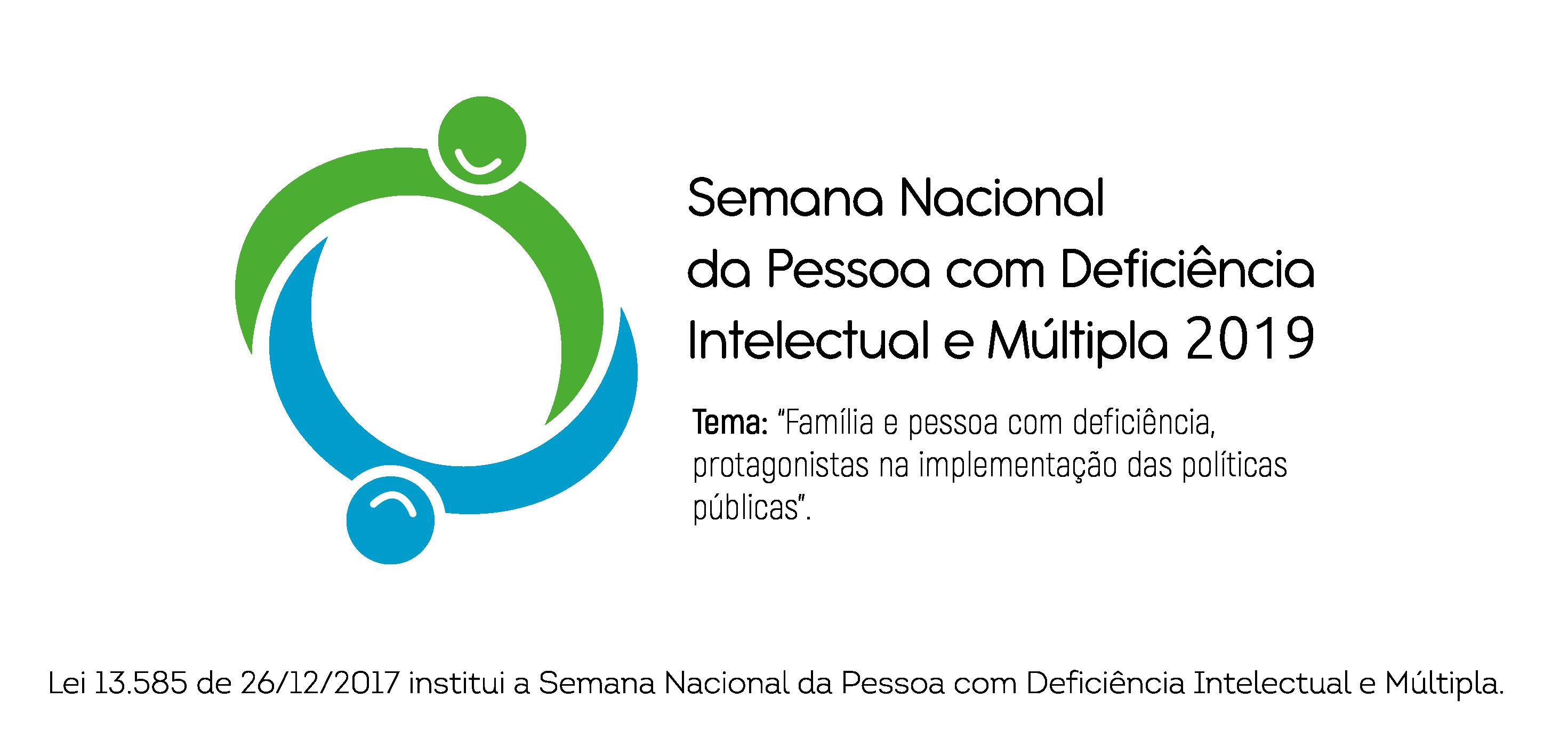Logo Semana Nacional PcDIM
