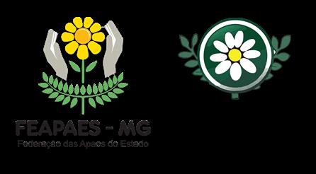 Logomarcas Feapaes e IEP Uniapae-MG
