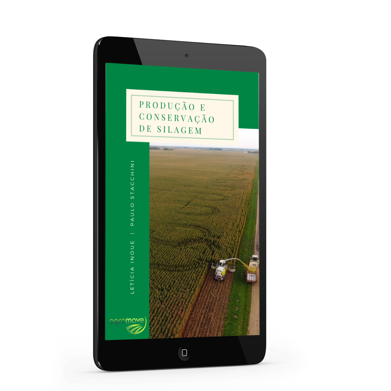 e-book Produção e Conservação de Silagem