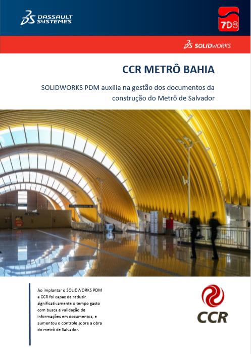 Case CCR Metrô Bahia