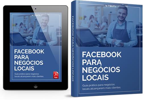 E-book facebook para negócios locais