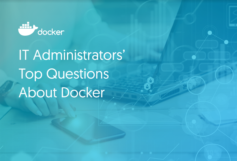 Ebook Docker EE: The Enterprise-Ready Container Platform