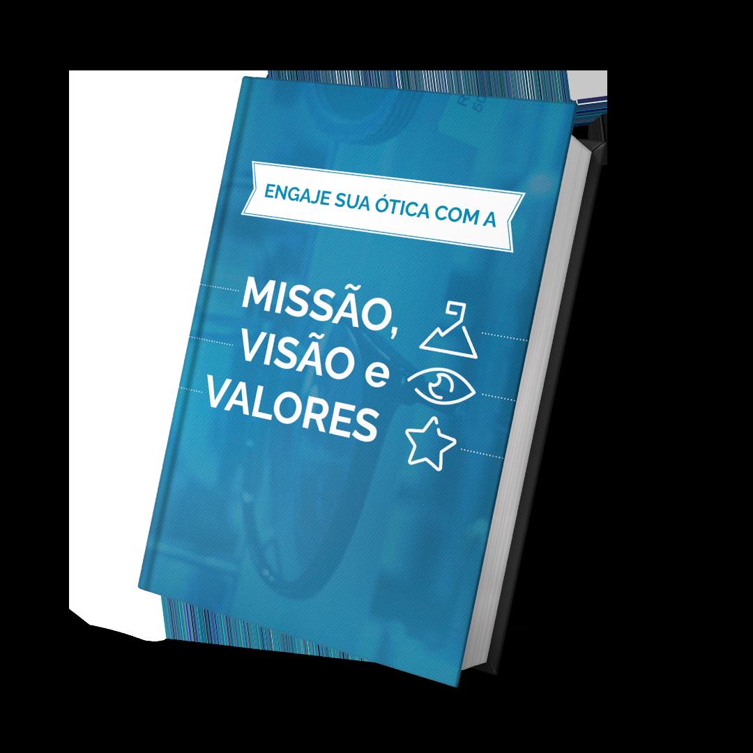 Mockup E-Book Missão, Visão e Valores