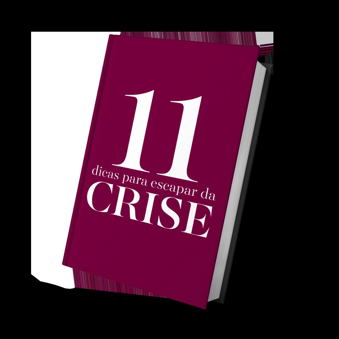 E-Book 11 Dicas para Escapar da Crise