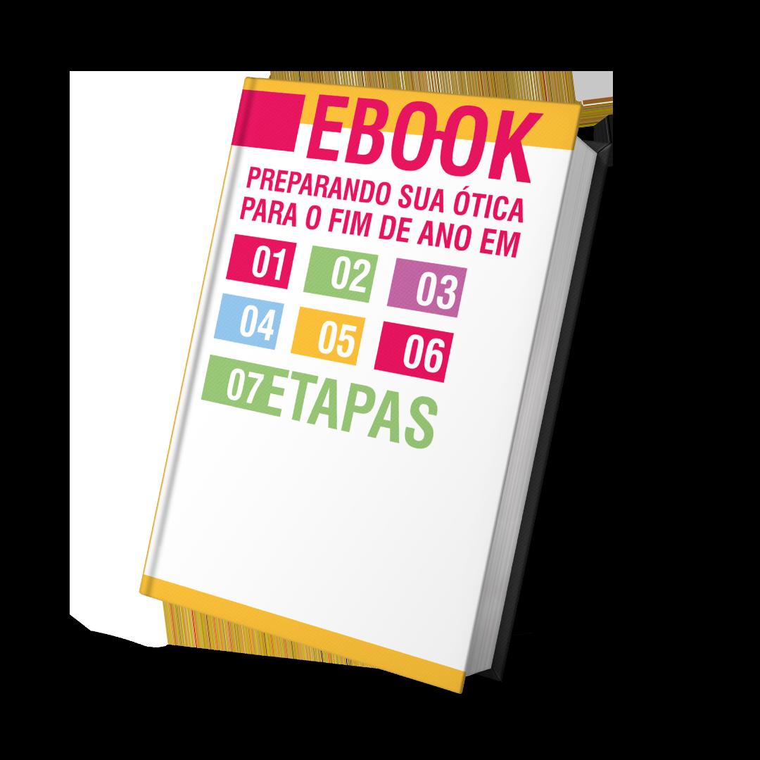 E-Book Preparando sua Ótica para o Fim de Ano