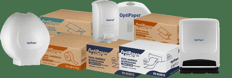 Catálogo de Produtos - Higiene e Limpeza Profissional