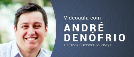 Videoaula com André Denófrio Ontrack Succes Journeys