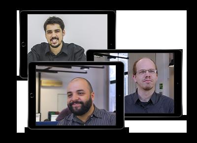 Theo Orosco, Kayuá Freitas e João Rosa falam sobre vendas complexas