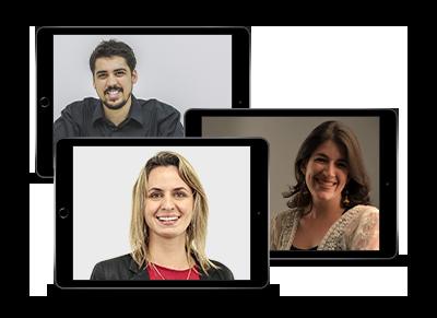Théo Orosco, Raíza Terra e Scheila Silveira falam de Marketing de Crescimento
