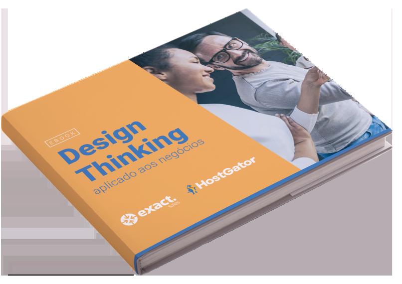 eBook design thinking aplicado aos negócios
