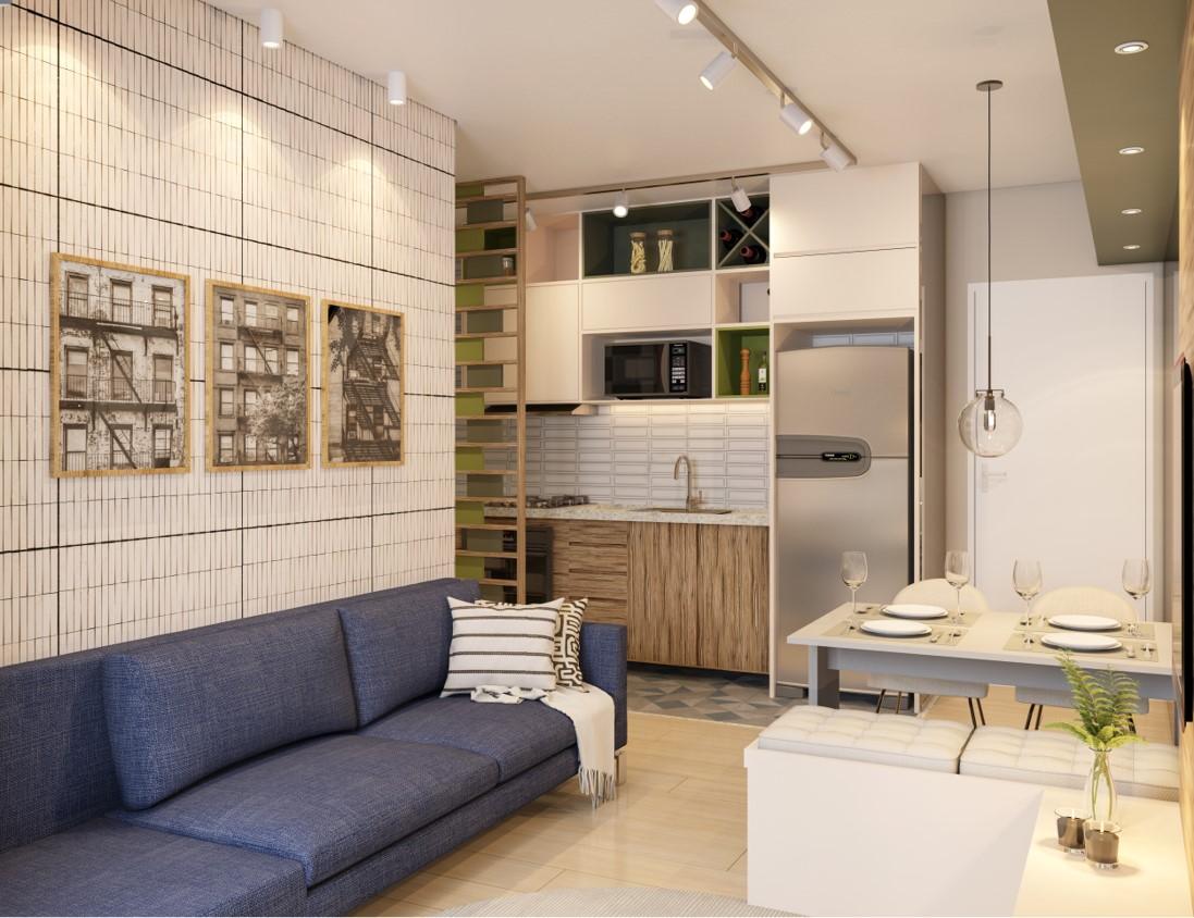 apartamento em indaial