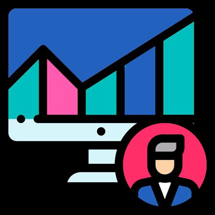 Centralização e organização de todos dados do escritório na plataforma