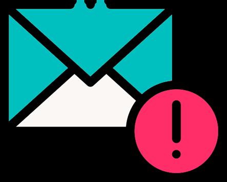 Automação de mensagens para atendimento via Email e SMS.
