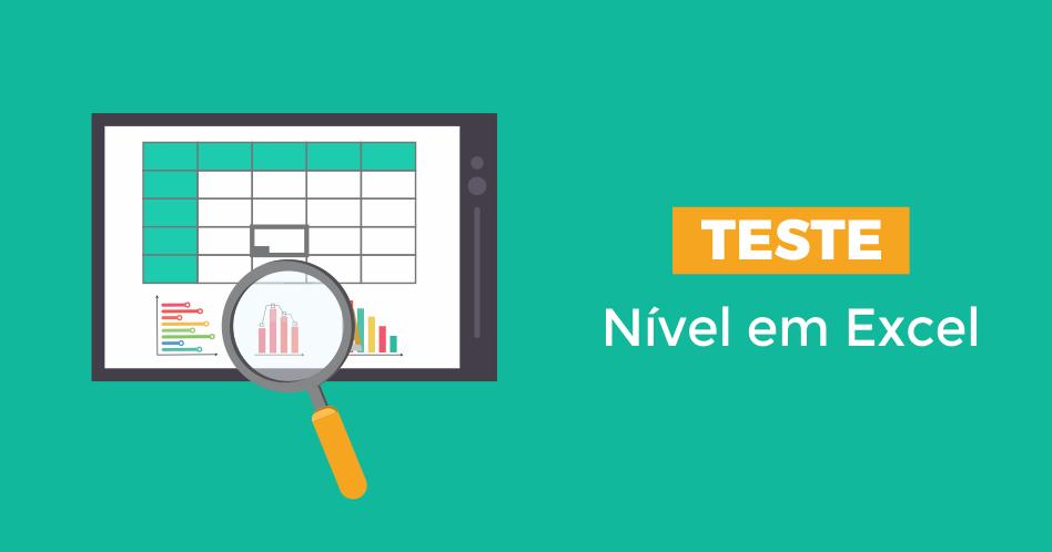 [Teste] Descubra qual é o seu nível em Excel