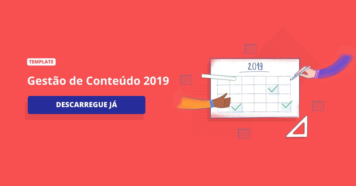 a2d137461d0 Gestão de Conteúdo  Planejamento e Cronograma 2019  planilha
