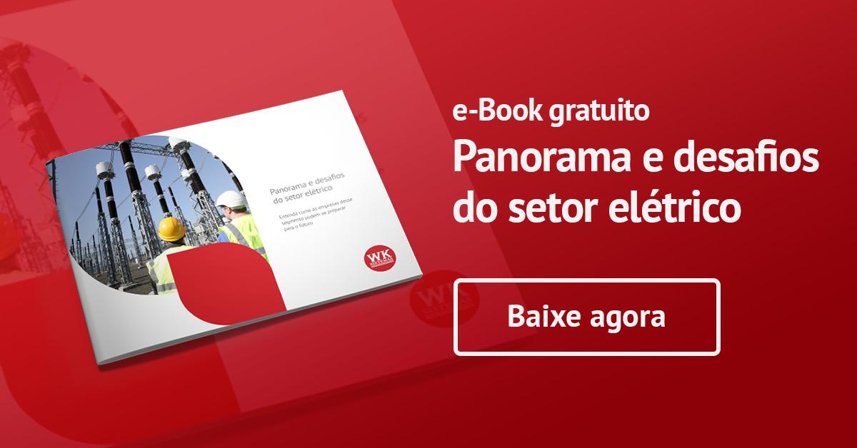 e-book: Panorama e Desafios do Setor Elétrico