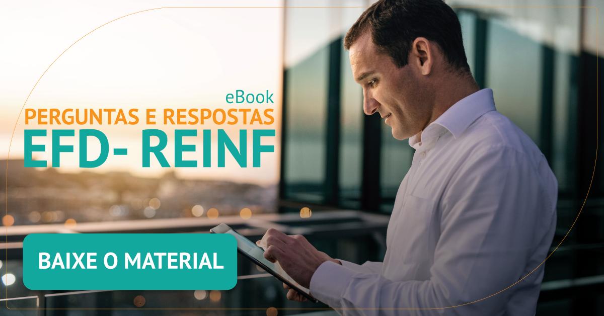 e-book: EFD-REINF: Perguntas e Respostas