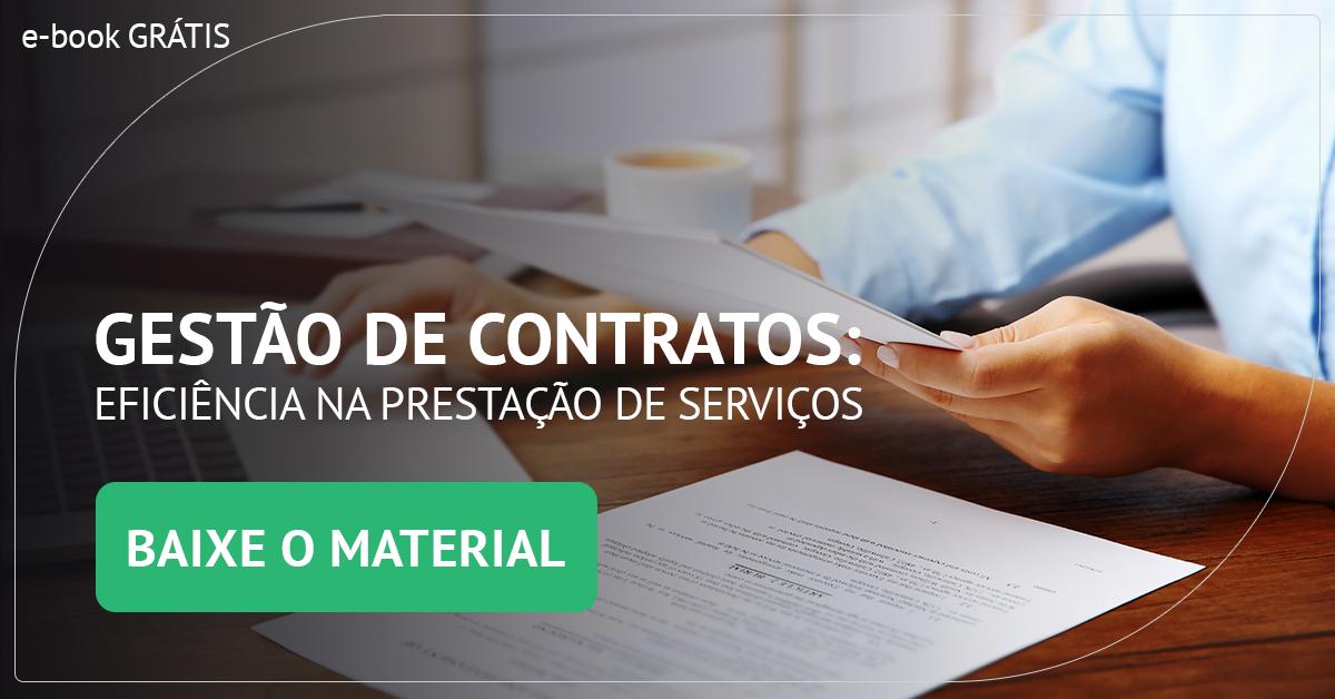 E-BOOK: Gestão de Contratos: eficiência na prestação de serviços