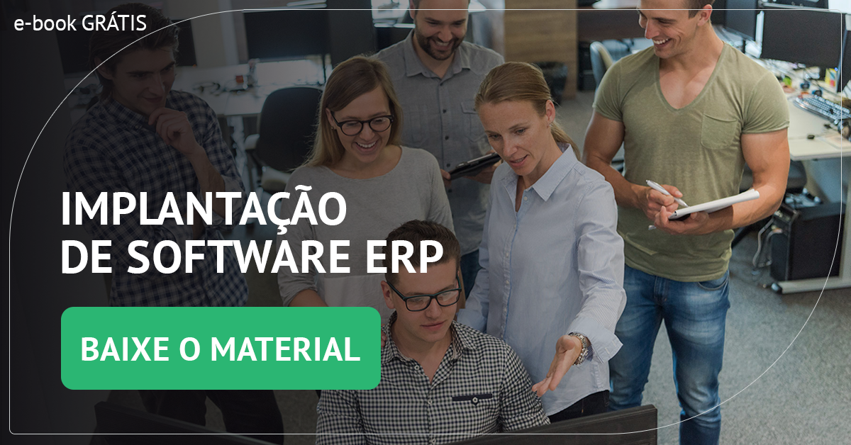 E-BOOK: Implantação de software ERP