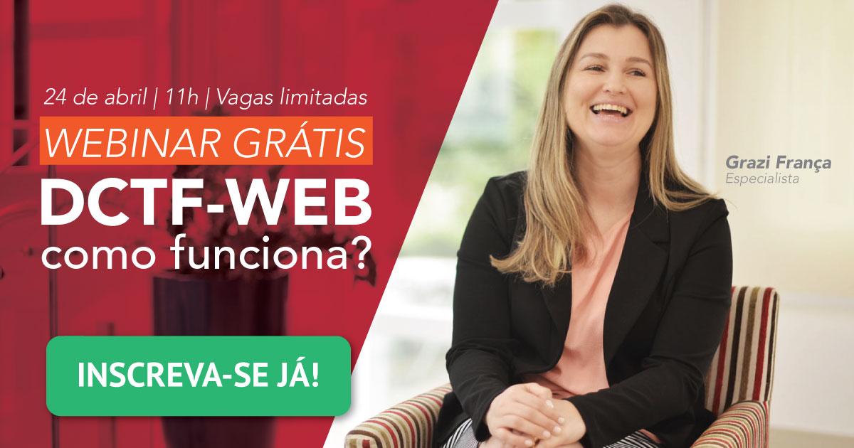 Webinar: DCTF-WEB: como funciona?