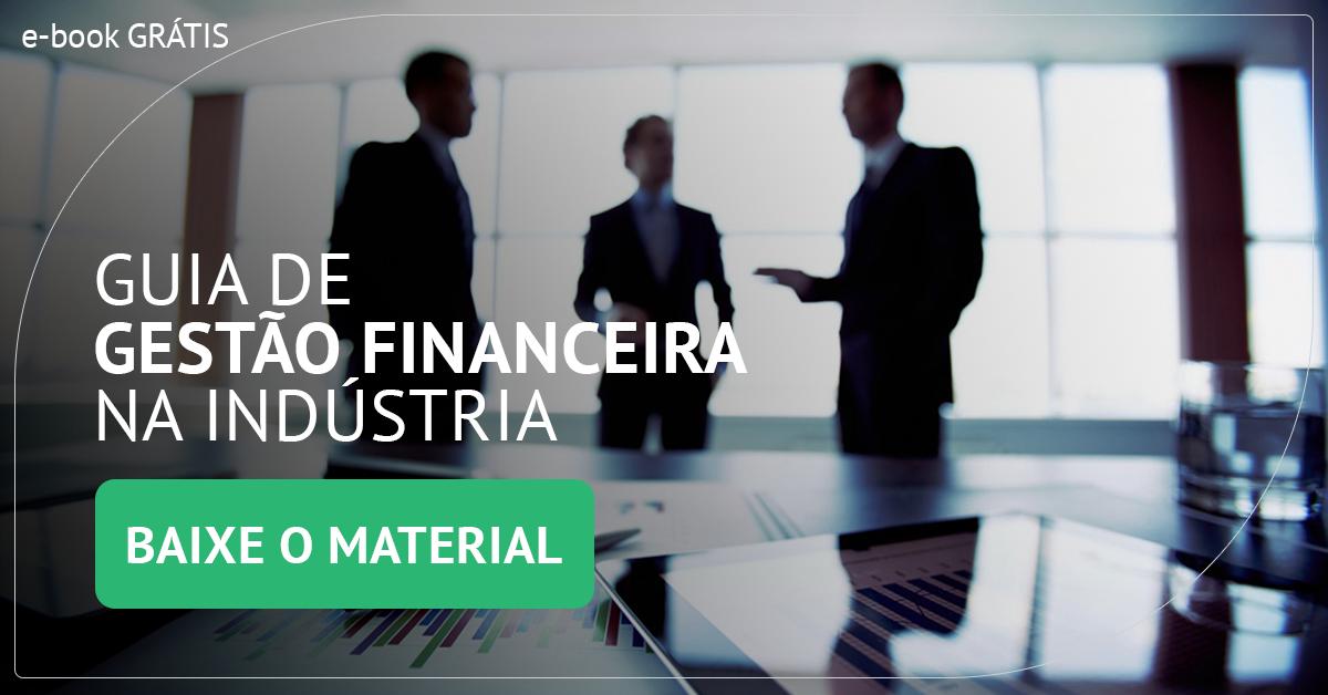 E-BOOK: Gestão Financeira na Indústria