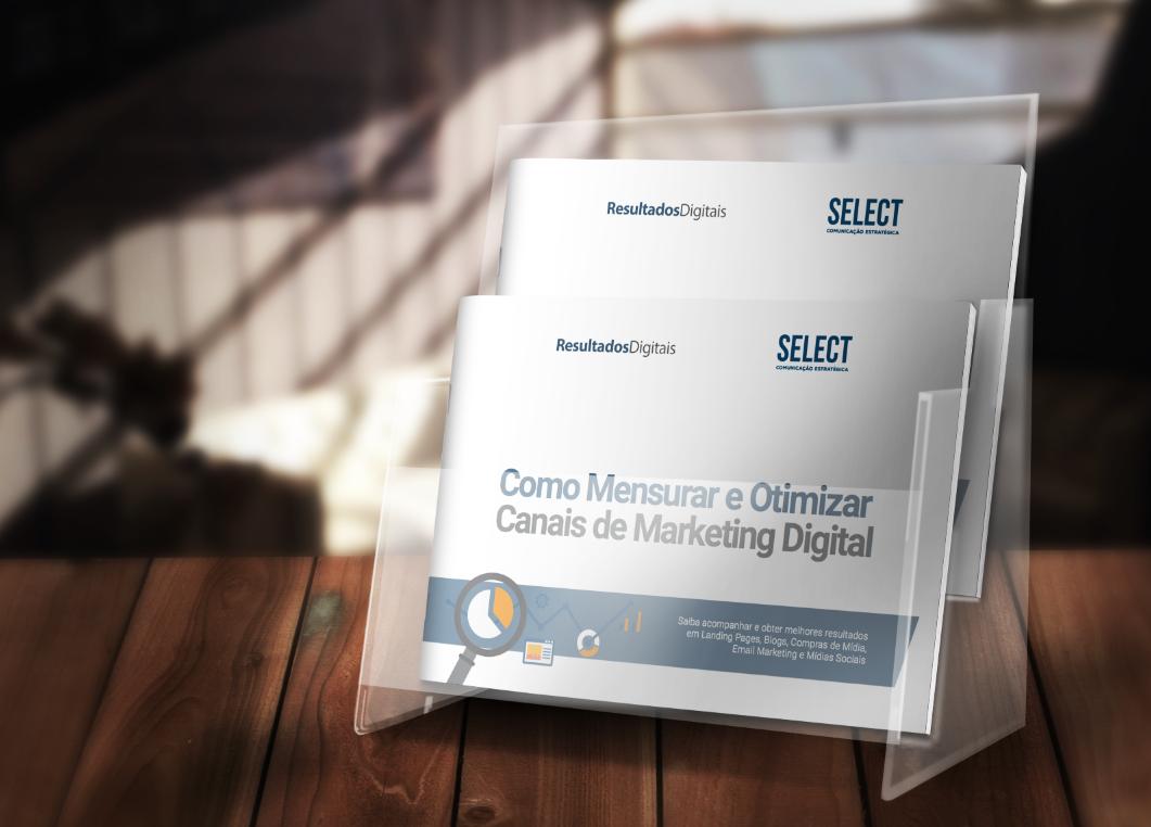 Ebook Como mensurar e otimizar canais de marketing digital