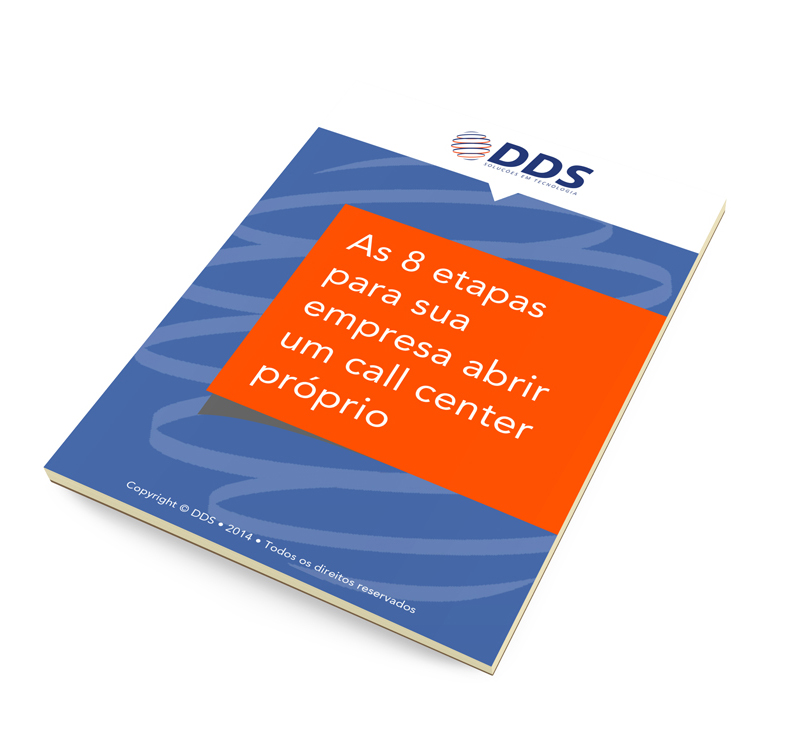 eBook: 8 Etapas para sua Empresa abrir um Call Center próprio