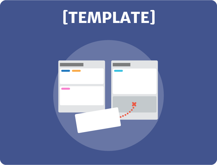 Template e eBook - Quadro de Planejamento de Marketing Digital