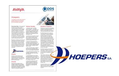Caso de Sucesso: EOS Hoepers