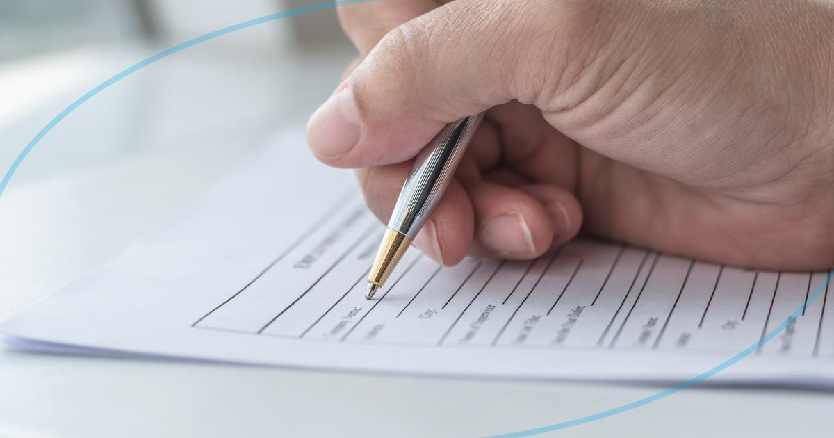 Kit: Formulário de atualização cadastral do eSocial