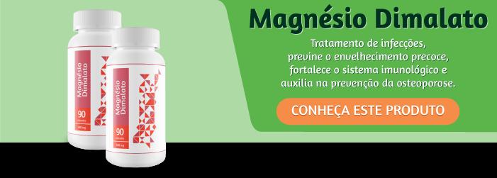 Comprar Magnésio Dimalato