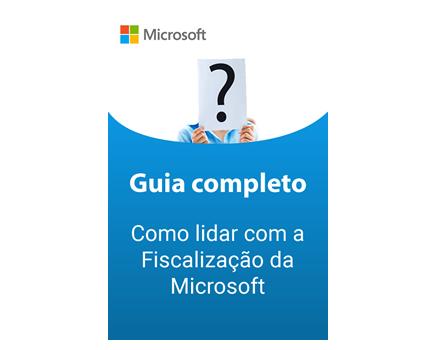 Ebook Fiscalização Microsoft